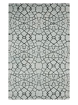 Thom Filicia Jasper Crackle Hand-Tufted Rug (Hudson Grey)