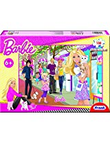 Frank Barbie Puzzle, Multi Color