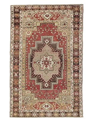 Rug Republic One Of A Kind Turkish Anatolian Hand Knotted Rug, Multi, 4' 2