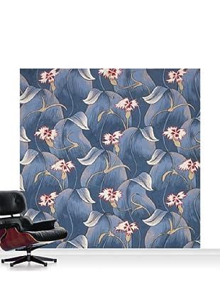 Warner Textile Archive Floral Dream Standard Mural - 8' x 8'
