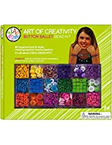 Bead Bazaar Button Ballet Bead Kit