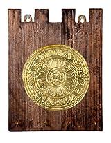 Beautiful Brown Wood Polished Vintage Keys Holder By Rajrang