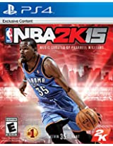 NBA 2K15 (PS4) (NTSC)