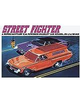 Revell/Monogram Street Fighter Tom Daniels Car Model Kit