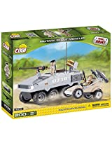 COBI Small Army Military Scout Vehicles Building Kit