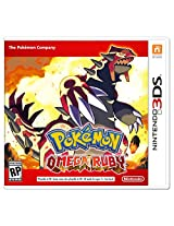 Pokemon Omega Ruby (Nintendo 3DS) (NTSC)