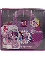 Hasbro My Little Pony Twilight Sparkles Purse Interactive Story Book & Play Pieces