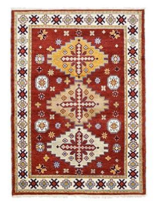 Darya Rugs Kazak Oriental Rug, Red, 8' 1