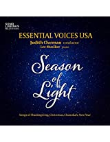 Season of Light: Songs of Thanksgiving/Christmas/Chanukah/New Year