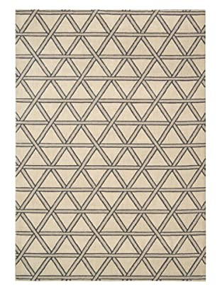 Kathy Ireland Home Metro Crossing Rug (Bisque)