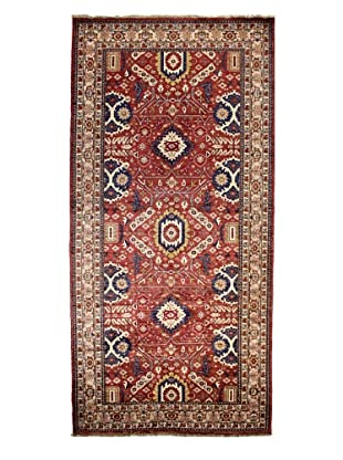 Bashian Rugs One-of-a-Kind Hand Knotted Multan Rug, Rust, 6' x 12' Runner