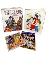 Childrens Religion Gift Bundle Ages 4+ [4 Piece]