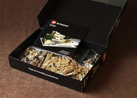 LEGO レゴ Architecture 第6弾 落水荘 カウフマン邸 Fallingwater フランク・ロイド・ライト [21005]【海外限定発売】