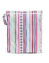 Bumkins Laundry Bag, Pink Ribbon