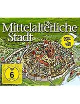 Die Mittelalterliche Stadt. 2CD+DVD