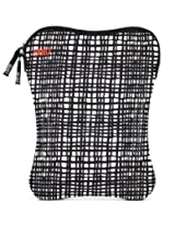 BUILT 10 Inch Neoprene Laptop Sleeve, City Grid