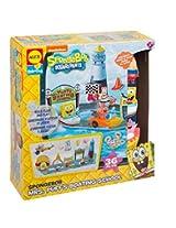 SpongeBob Mrs. Puff's Boating School Tub Playset