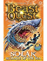 Solak Scourge of the Sea: Book 67 (Beast Quest)