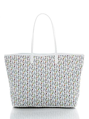 Furla Shopping Bag D-Light Campanule weiß