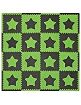 Tadpoles Playmat, Stars/Green/Brown