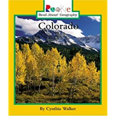 Colorado (Rookie Read-About Geography)