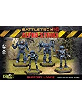 BattleTech Support Lance Pack