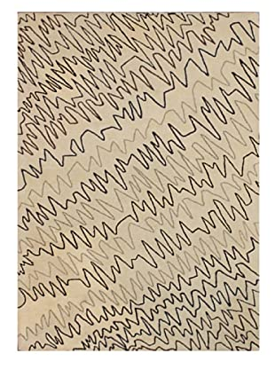 Mili Designs NYC Frequency Rug, 5' x 8'