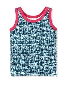 Soft Clothing Kid's Mia Tank Top (Tula Dot)