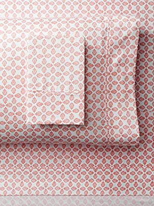 Melange Home 400 Thread Count 100% Cotton Cyprus Sheet Set
