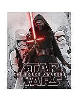 Disney Star Wars Ep7 Battle Front Facing Throw
