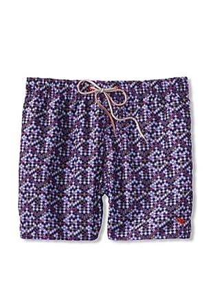 Ted Baker Men's Lymme Fashion Boardshort (Purple)
