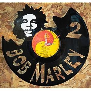 Samaya Bob Marley2 (S) Designed Wall Clock