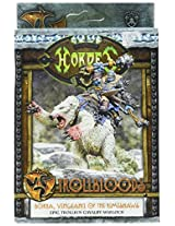 Privateer Press Hordes - Trollblood - Borka Vengeance of Rimeshaws Model Kit