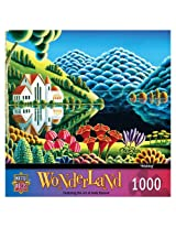 1000-Piece Wishing Puzzle Art by Andy Russell