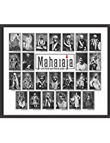 Maharaja 24 Potrait Postcards