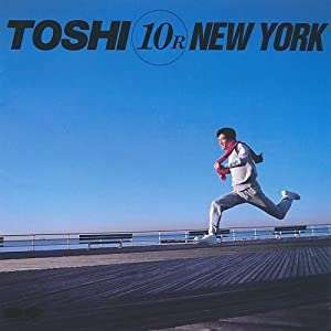 TOSHI 10R NEW YORK