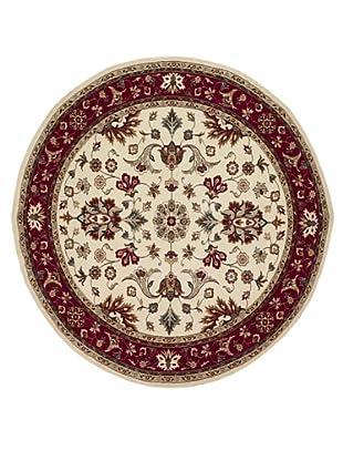 Kabir Handwoven Rugs Wonders Select Rug, Maroon Multi, 7' 6