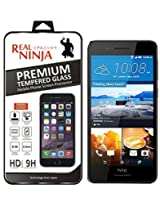 Real Ninja Premium Tempered Glass Screen Protector For HTC Desire 728