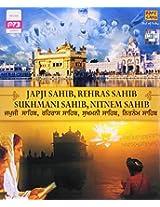 Jap Ji Sahib/Rehras Sahib/Sukhmani Saheb/Nitnem Sa