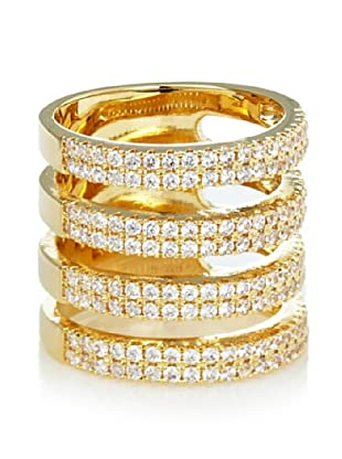Walter Baker Jewelry Four Banded Ring