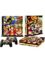 Mod Freakz Ps4 Console And Controller Vinyl Skin Decal Anime Characters