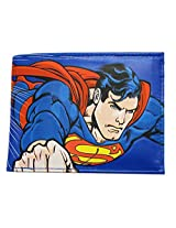 Superman Vs. Lex Luthor Bi Fold Wallet