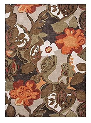 Jaipur Rugs Hand-Tufted Floral Pattern Rug