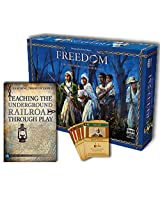 Freedom The Underground Railroad With Teaching The Underground Railroad Through Play (Teachers Edition Bundle)
