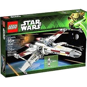 レゴ スター・ウォーズ X-ウイング・ファイター大型 レッド中隊機 10240