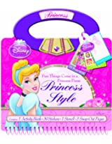Bendon Disney Princess Style Activity Purse