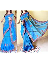 Ala Creations Handloom Cotton Saree