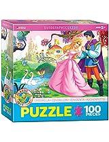 EuroGraphics Cinderella Jigsaw Puzzle (100-Piece)