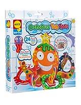 ALEX Toys Rub a Dub Octopus Tub Toss