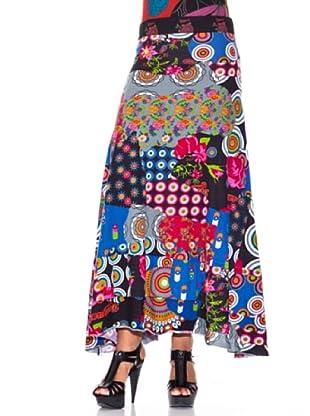 Desigual Falda Tiffanys (negro)